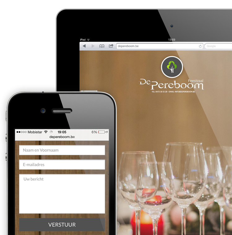 Website: De Pereboom